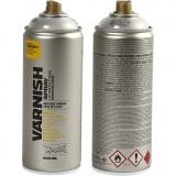 Lackspray zum Überziehen/Firnissen, Glänzend, 400 ml/ 1 Dose