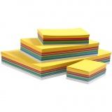 Farbkarton - Sortiment, Frühlingsfarben, 180 g, 1500 Bl./ 1 Pck