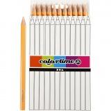 Colortime Buntstifte, Hellbeige, L: 17,45 cm, Mine 5 mm, JUMBO, 12 Stck./ 1 Pck.