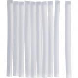 Heißkleber-Sticks, L: 10 cm, D: 7 mm, 10 Stck./ 1 Pck.