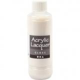 Acryllack, Glänzend, 250 ml/ 1 Fl.