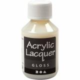 Acryllack, Glänzend, 100 ml/ 1 Fl.