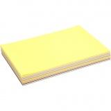 Farbiges Papier, Sortierte Farben, A4, 210x297 mm, 80 g, 280 Bl. sort./ 1 Pck.