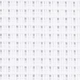 Aida-Stoff, Weiß, Größe 50x50 cm, 24 Kästchen pro 10 cm, 1 Stck.