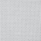 Aida-Stoff, Weiß, B: 150 cm, 43 Kästchen pro 10 cm, 3 m/ 1 Stck.