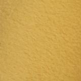 Fleece, Gelb, L: 125 cm, B: 150 cm, 200 g, 1 Stck.