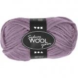 Sydney Wolle, Flieder, L: 50 m, 50 g/ 1 Knäuel
