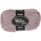 Sydney Wolle, Rosa, L: 50 m, 50 g/ 1 Knäuel