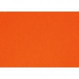 Bastelfilz, Orange, A4, 210x297 mm, dicke 1,5-2 mm, 10 Bl./ 1 Pck.