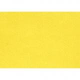 Bastelfilz, Gelb, A4, 210x297 mm, dicke 1,5-2 mm, 10 Bl./ 1 Pck.