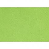 Bastelfilz, Hellgrün, A4, 210x297 mm, dicke 1,5-2 mm, 10 Bl./ 1 Pck.