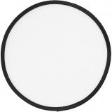 Frisbee, Weiß, D: 25 cm, 1 Stck.