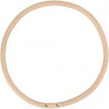 Bambusring, D: 15,3 cm, 1 Stck.