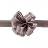 Susifix Band, Grau, B: 18 mm, 5 m/ 1 Rolle