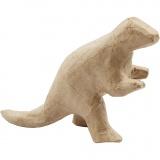 Dinosaurier, H: 12 cm, L: 20 cm, B: 4,5 cm, 1 Stck.