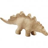 Dinosaurier, H: 9 cm, L: 21,9 cm, B: 4,5 cm, 1 Stck.