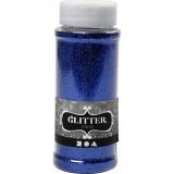Glitter, Blau, 110 g/ 1 Dose