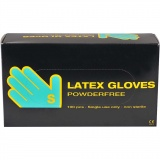 Latex-Handschuhe, Größe small , 100 Stck./ 1 Pck.