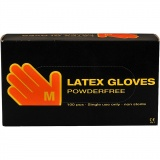 Latex-Handschuhe, Größe medium , 100 Stck./ 1 Pck.