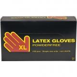 Latex-Handschuhe, Größe x-large , 100 Stck./ 1 Pck.