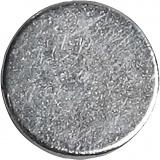 Supermagnet, D: 10 mm, dicke 2 mm, 100 Stck./ 1 Pck.