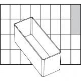 Einsetz-Box, Nr. A9-2, H: 47 mm, Größe 109x39 mm, 1 Stck.
