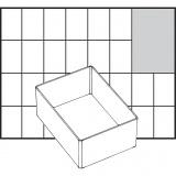 Einsetz-Box, Nr. A7-1, H: 47 mm, Größe 109x79 mm, 1 Stck.
