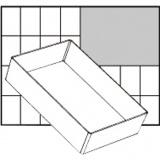 Einsetz-Box, Nr. A6-1, H: 47 mm, Größe 157x109 mm, 1 Stck.
