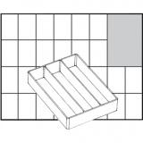 Einsetz-Box, Nr. A73 Low, H: 24 mm, Größe 109x79 mm, 1 Stck.