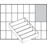 Einsetz-Box, Nr. A75 Low, H: 24 mm, Größe 109x79 mm, 1 Stck.