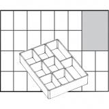 Einsetz-Box, Nr. A78 Low, H: 24 mm, Größe 109x79 mm, 1 Stck.