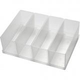 Einsetz-Box, Nr. BA8-2, H: 80 mm, Größe 157x55 mm, 4 Stck./ 1 Pck.