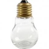 Glühbirne, H: 8 cm, 12 Stk/ 1 Box