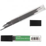 Bleistiftminen, dicke 0,5 mm, 24x12 Stck./ 1 Pck.
