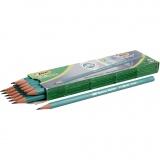 Bleistift Evolution, L: 17,5 cm, Stärke HB, dicke 7 mm, Mine 2 mm, 12 Stck./ 1 Pck.