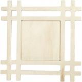 Rahmen, Größe 17x17 cm, 20 Stck./ 1 Pck.