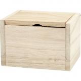 Schachtel, Größe 10x8,2x6,7 cm, 1 Stck.