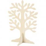 Baum, Größe 30x21,5 cm, 10 Stk/ 1 Pck